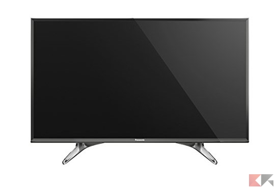 Panasonic VIERA TX-40DX600E 40_ 4K Ultra HD Smart TV Wi-Fi Nero_ Amazon.it_ Elet