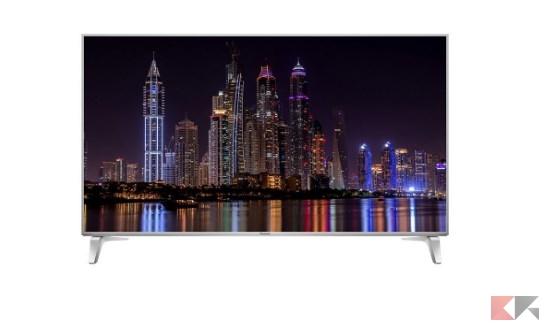 Panasonic VIERA TX-50DX780E 50_ 4K Ultra HD Compatibilità 3D Smart TV Wi-Fi Arge