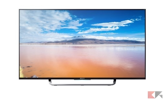 Sony KD-49X8305C_ Amazon.it_ Elettronica