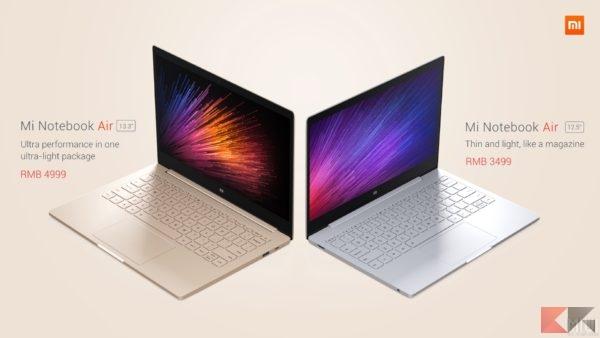 Xiaomi Mi Notebook Air (1)