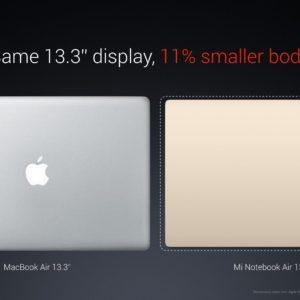 Xiaomi Mi Notebook Air 6