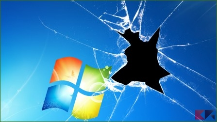 correggere i problemi di windows