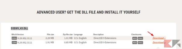 d3dx9_43.dll free download _ DLL-Files.com
