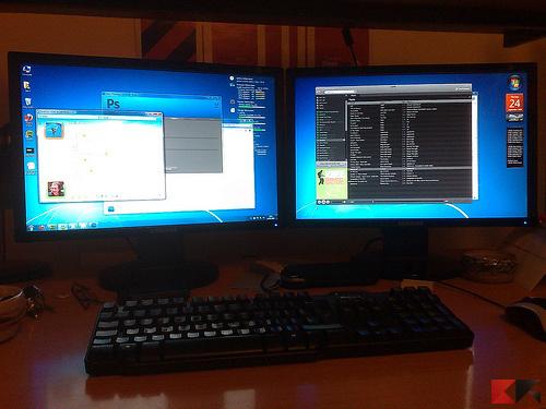 collegare due monitor al pc