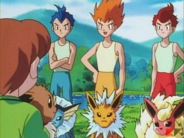 eevee brothers pokemon