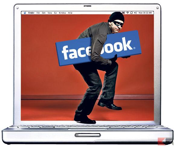 account Facebook è stato violato