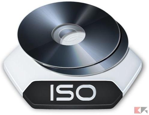 Come montare file ISO in Windows e Linux