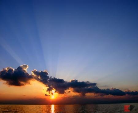 foto cielo sole