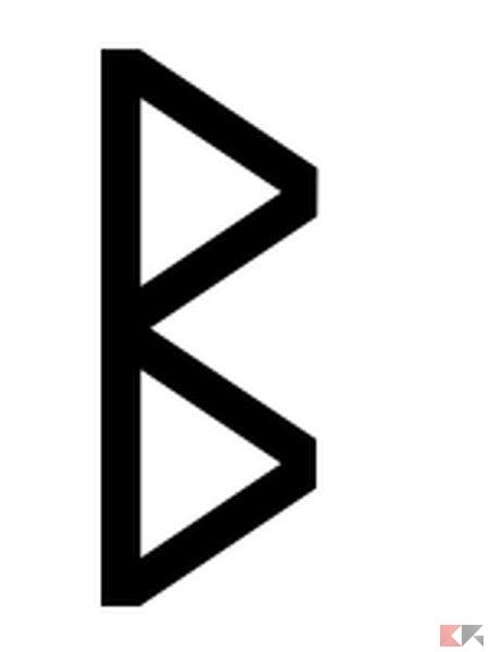 runa b risultato