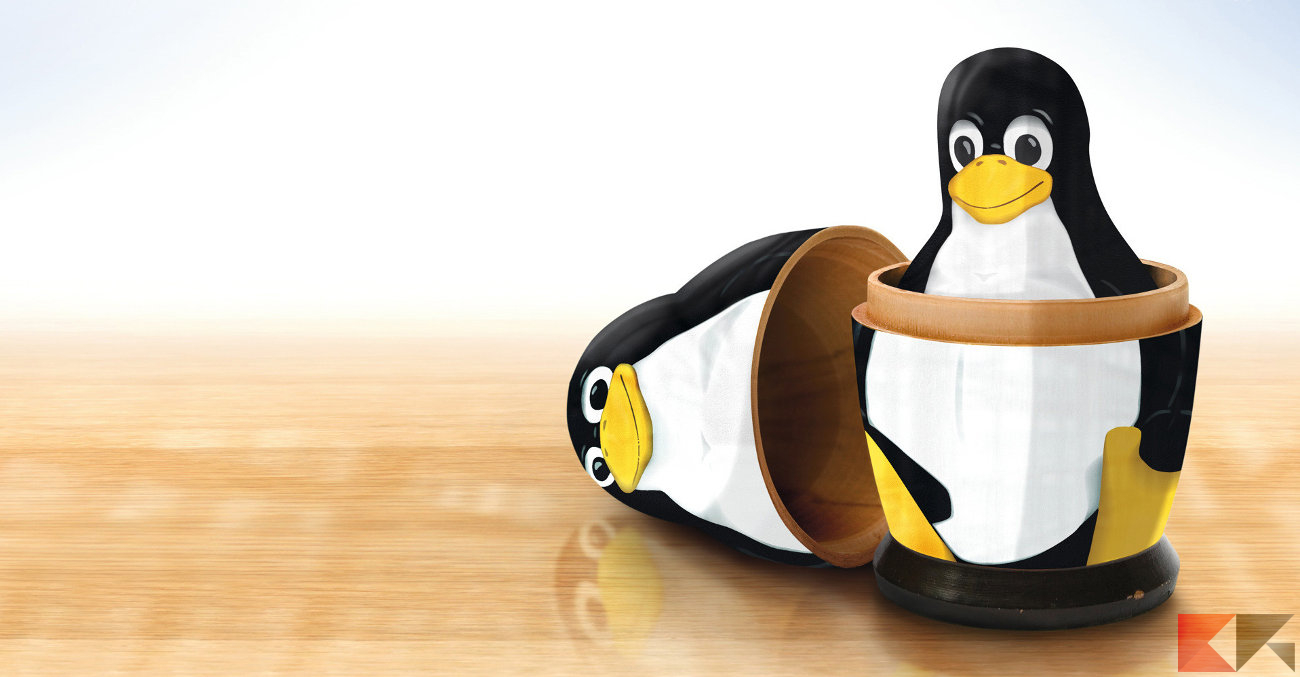 Guida ai filesystem Linux