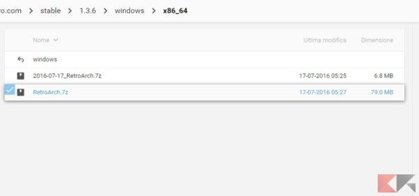 x86_64 - buildbot.libretro.com _ stable _ 1.3.6 _ windows _ x86_64