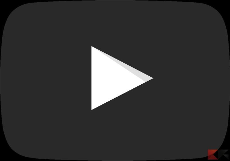 youtube dark risultato