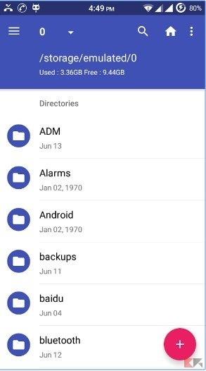 Amaze File Manager - App Android su Google Play