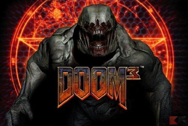 DOOM-3 giochi PC Android