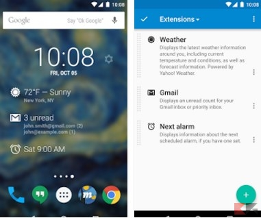 DashClock Widget - App Android su Google Play