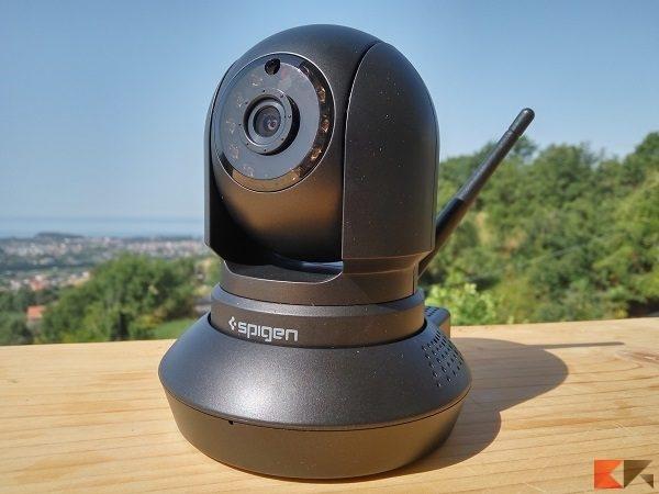 Telecamera sorveglianza Spigen
