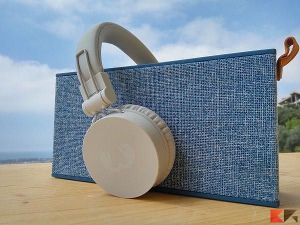 speaker bluetooth Rockbox chunk Fresh 'N Rebel