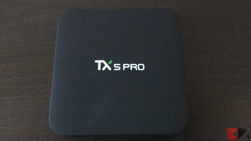 Recensione TV Box TX5 Pro: Android Marshmallow e 4K per tutti!