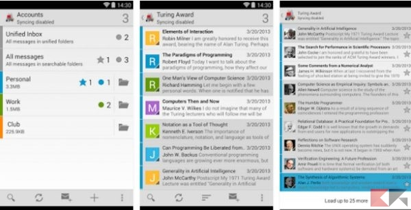 K-9 Mail - App Android su Google Play