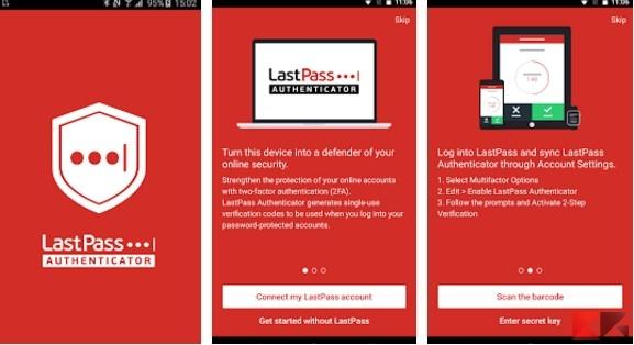 LastPass Authenticator - App Android su Google Play