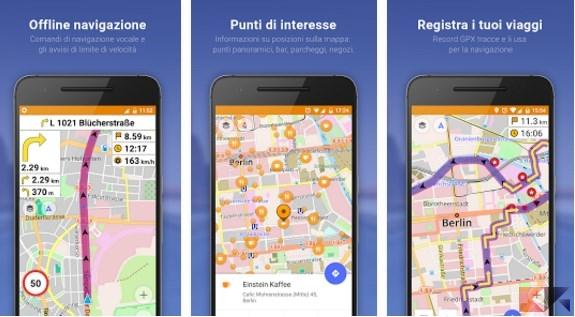 Mappe e Navigazione — OsmAnd - App Android su Google Play
