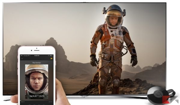 Plex App Chromecast