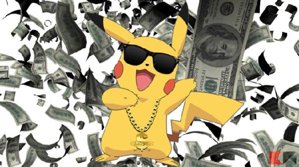 Pokémon Go soldi