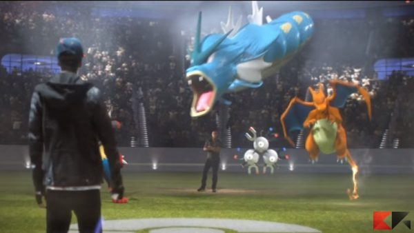 Pokemon Go How to Battle
