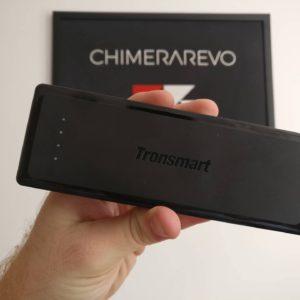 Tronsmart Presto 12000mAh quick charge 3 2