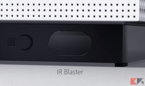Xbox One S sensore IR