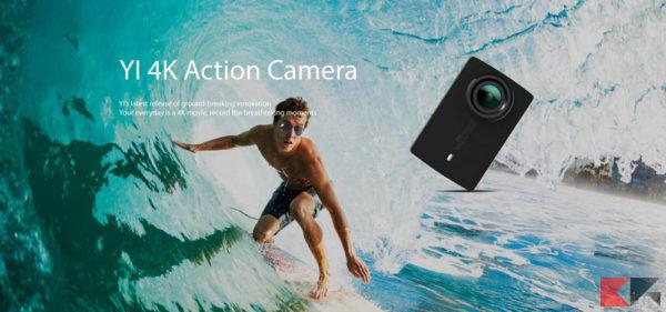 Xiaomi Yi 4K Sports Camera