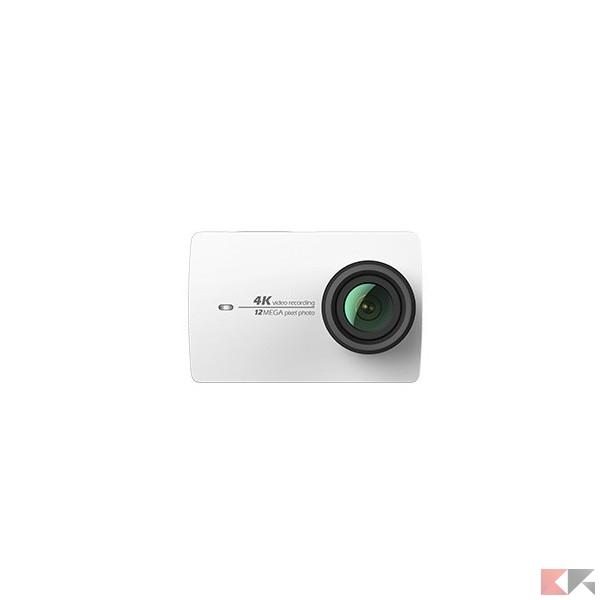 Xiaomi yi 4k sports camera acquistarla in italia for Microfono esterno xiaomi yi