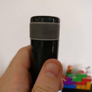 Zoom ottico telescopico 8X SBSmobile 1