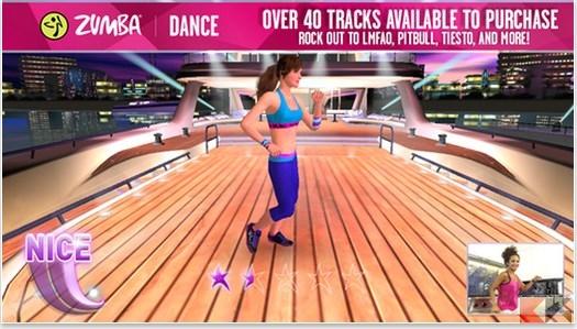 Zumba Dance sull'App Store