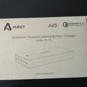 aukey 20000mah 2