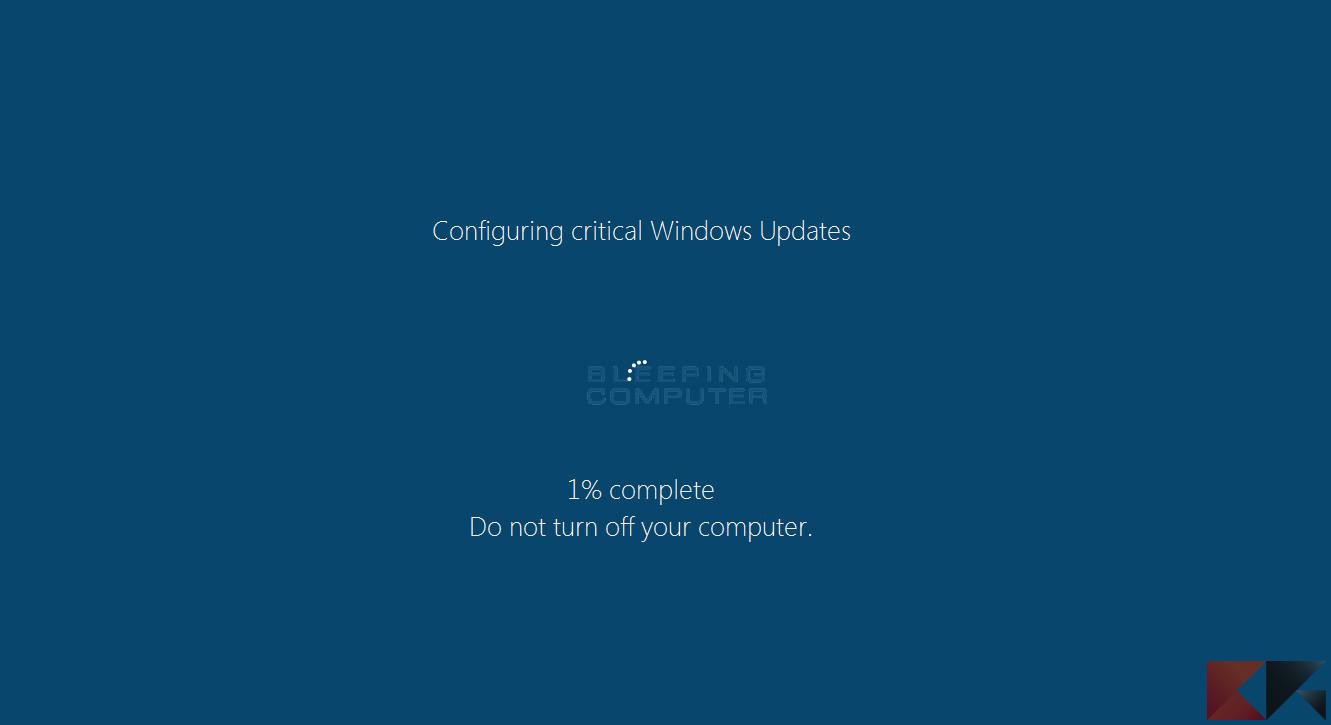 Fantom, il ransomware che si finge Windows Update