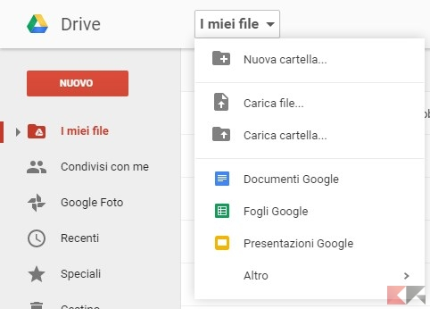 google-drive-caricamento-file-cartelle