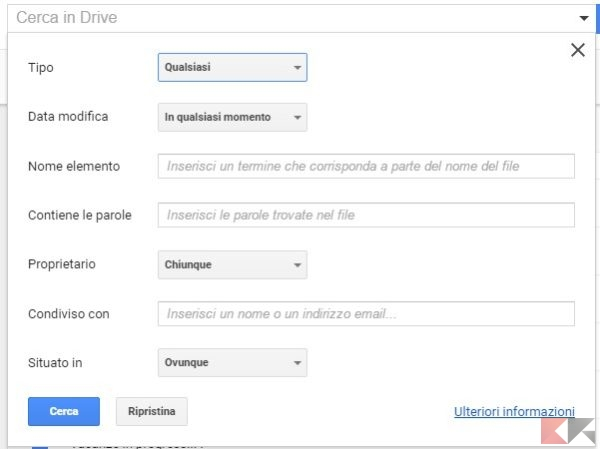 ricerca-drive
