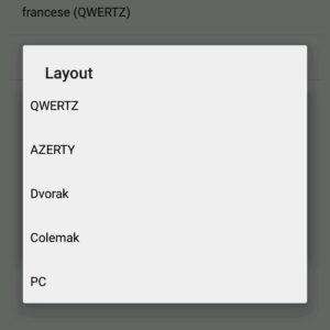 tastiera google keyboard
