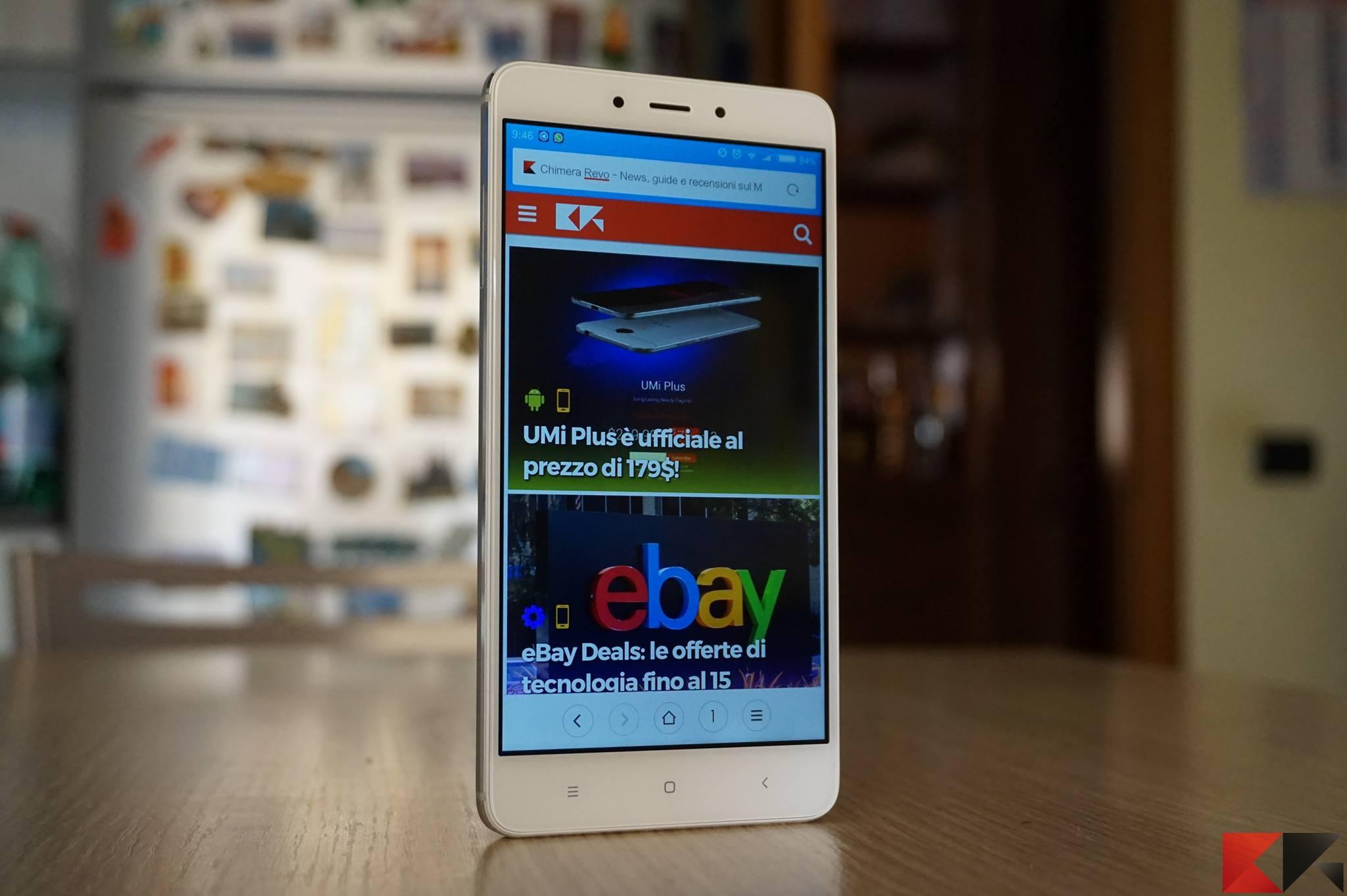 Test live batteria: Xiaomi Redmi Note 4