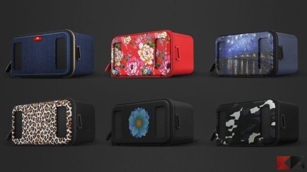 visore Xiaomi - colorazioni