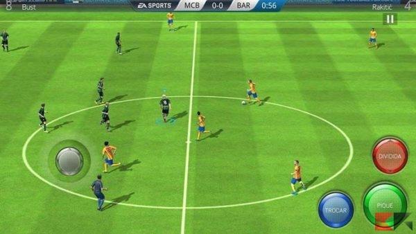 FIFA - gioco calcio android