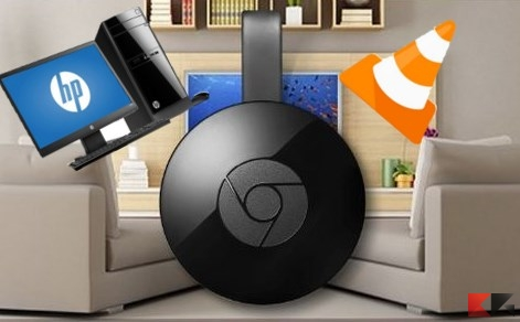 VLC su Chromecast: guida completa per PC