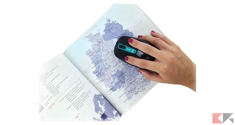 IRIScan Mouse Wifi 1