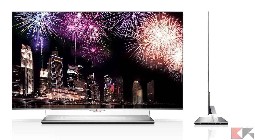 TV OLED: guida all'acquisto di un TV di nuova generazione [2016]