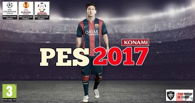 PES 2017 per PC: requisiti di sistema e link acquisto