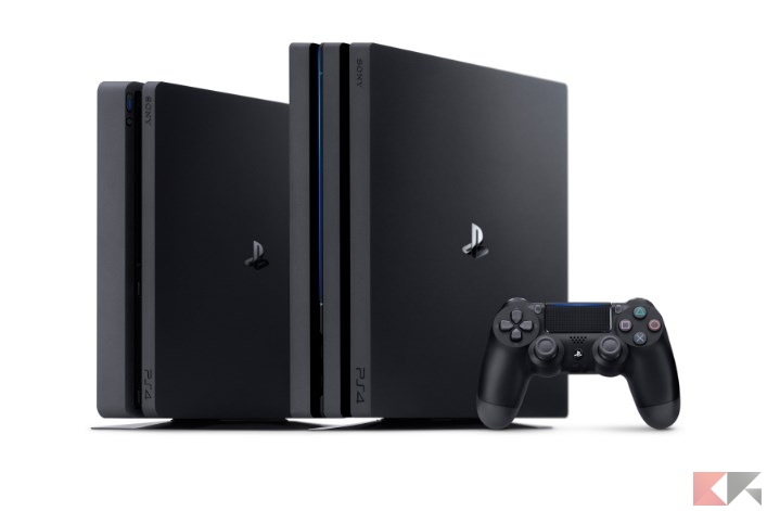 PlayStation 4 Pro vs Slim: quale comprare?