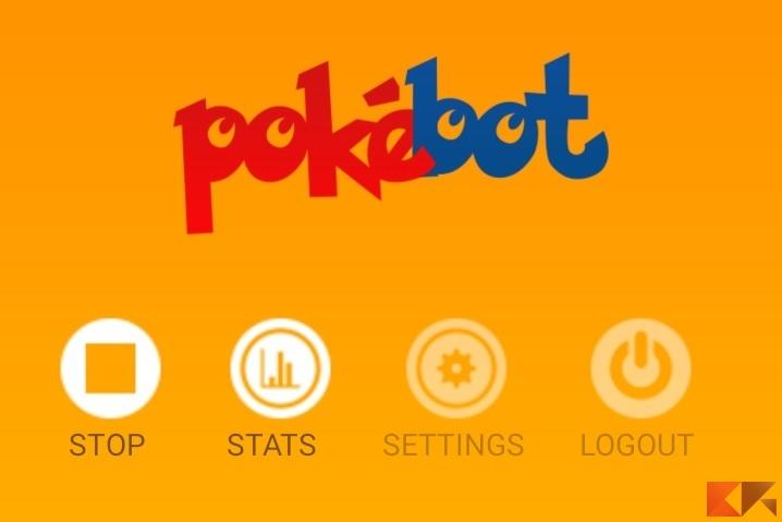 PokeBot: un nuovo interessante bot di Pokémon Go