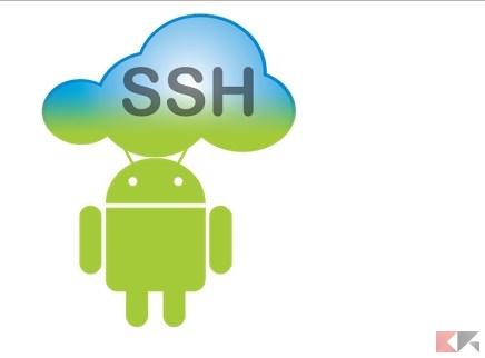 Controlliamo il nostro PC o server da Android con SSH
