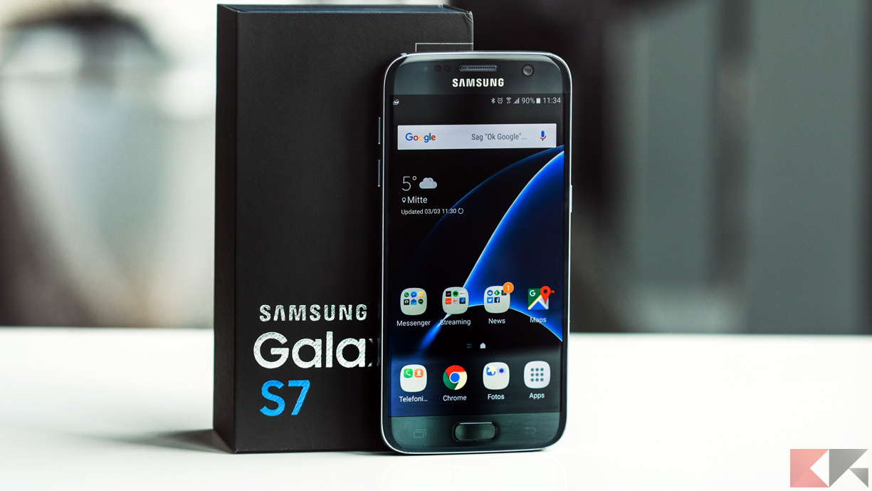 Samsung Galaxy S7 in offerta a 499€: ne approfitterete?